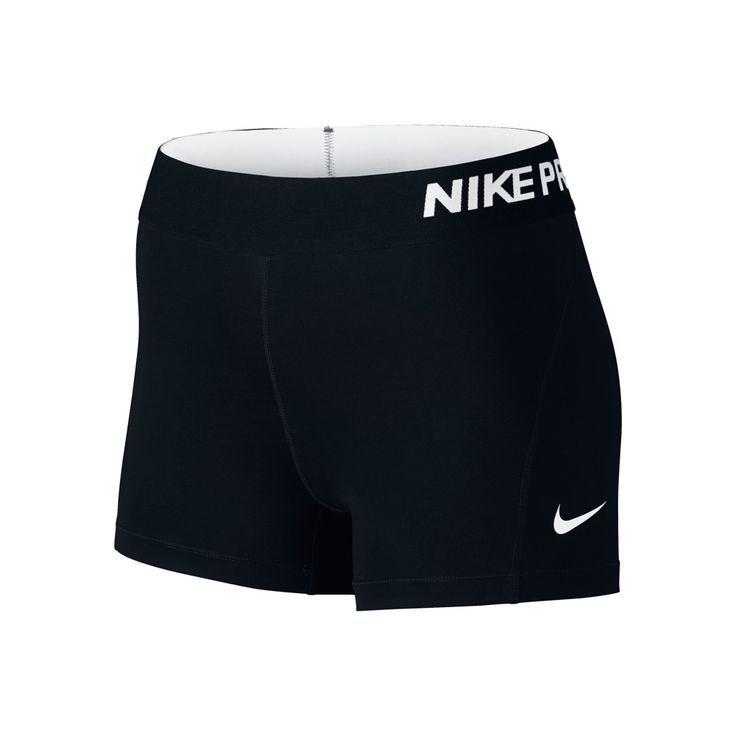 Nike Pro Black Compression Shorts☽☼☾