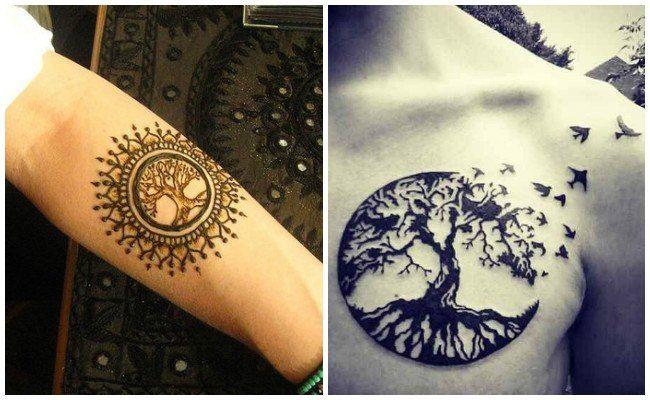 Resultado De Imagen Tatuaje Arbol De La Vida Arbol De La Vida Significado Del Arbol De La Vida