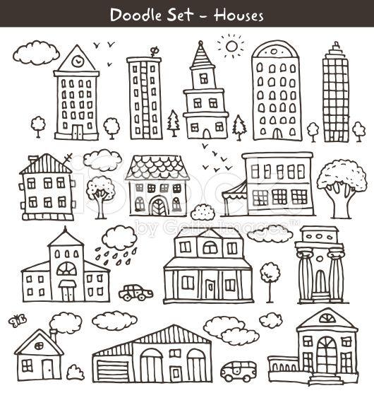 37 best Maison images on Pinterest Drawing ideas, Coloring pages - apprendre a dessiner une maison