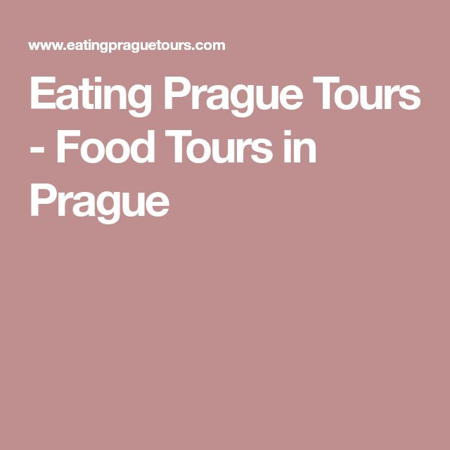 Eating Prague Tours - Food Tours in Prague