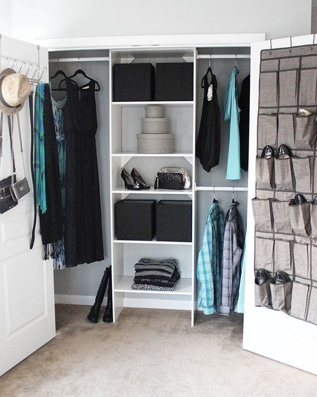 Find This Pin And More On Bedroom Closets By Closetmaid.