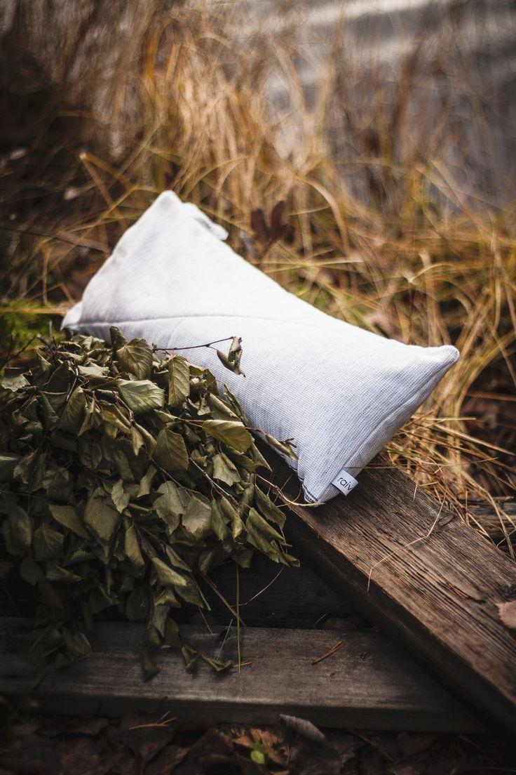 Saunatyyny / Sauna pillow