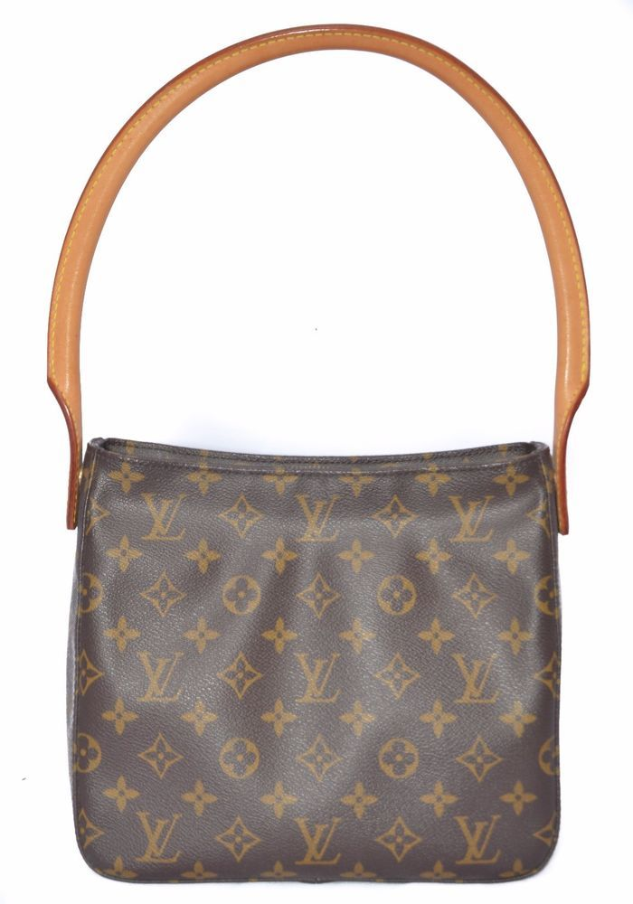 3a98539f89d3 Authentic Vintage Louis Vuitton GM Looping Shoulder Bag With Dustbag  3