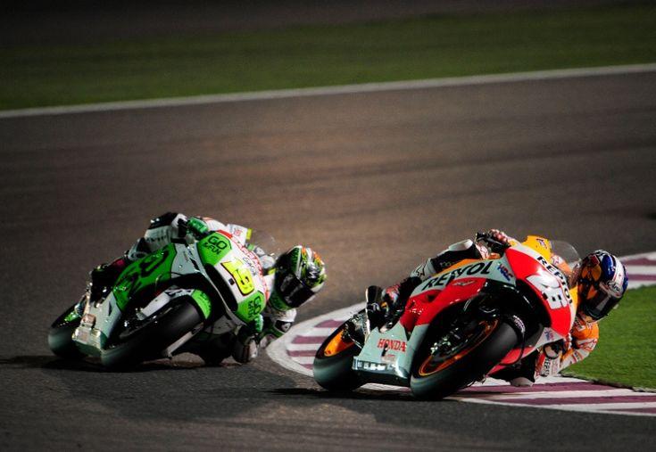 Pedrosa, Qatar MotoGP Race 2014
