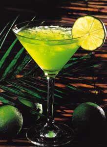 Green Daiquiri