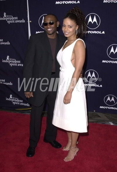 Sanaa Lathan Net Worth | Sanaa Lathan And Omar Epps http://www.wireimage.com/celebrity-pictures ...