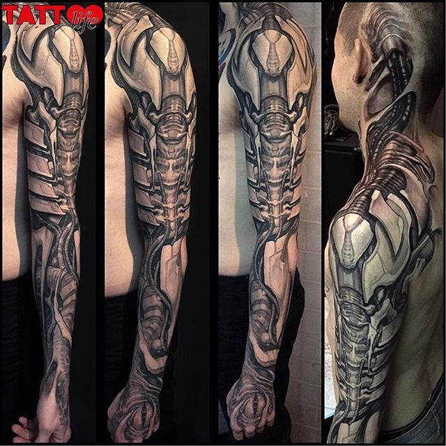 biomechanical tattoo2