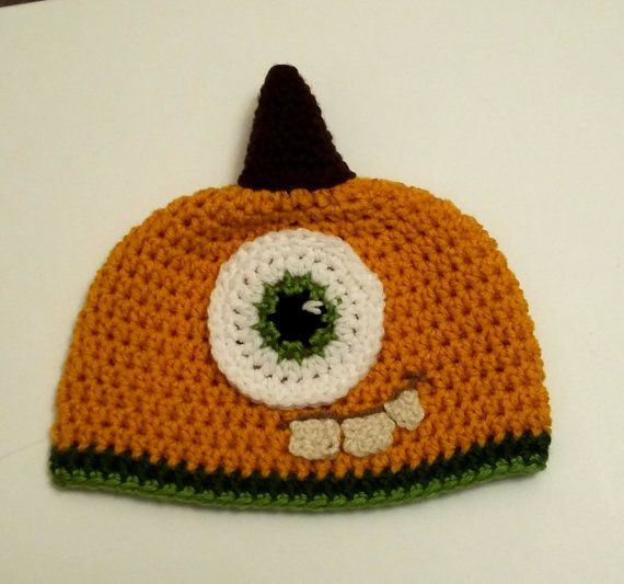 terri and terry hats,monsters university hats,childrens costumes,toddler hat,childrens clothing,hats for women,halloween costume,crochet hat
