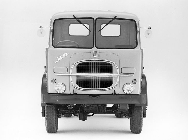 Camion Fiat 639 N 3  1962