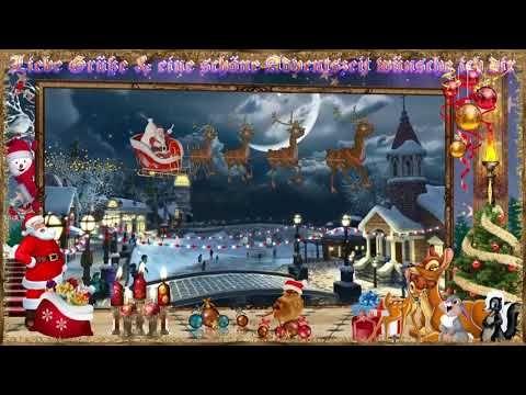 Wünsche eine schöne Adventszeit...#2 - YouTube