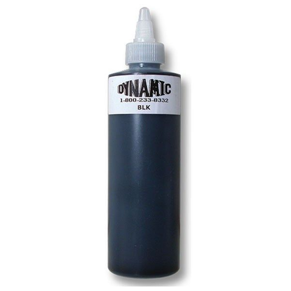 Dynamic Black  1oz - £5.95 8oz - £17.95\ #tattooink #dynamicink #magnumtattoosupplies