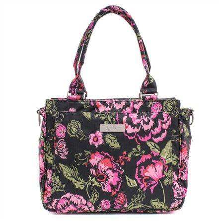 Be Classy Diaper Bag in Blooming Romance #rosenberryrooms