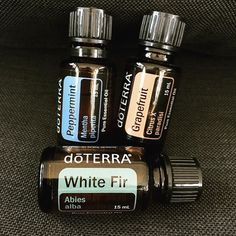 Instant relief for your sinuses & lungs. Diffuse this soothing cocktail of dōTERRA White Fir (1 drop), Peppermint & Grapefruit (2 drops of each) essential oils and enjoy the uplifting effect of renewed energy this season.