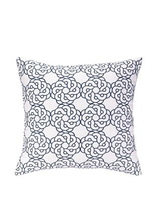 50% OFF Cococozy Maroc Pillow (Navy)