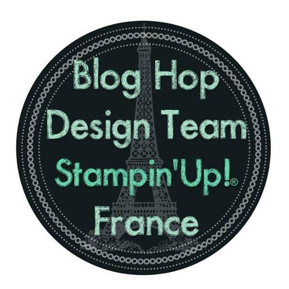 BLOG HOP N�3 DE L'EQUIPE CREATIVE FRANCE !