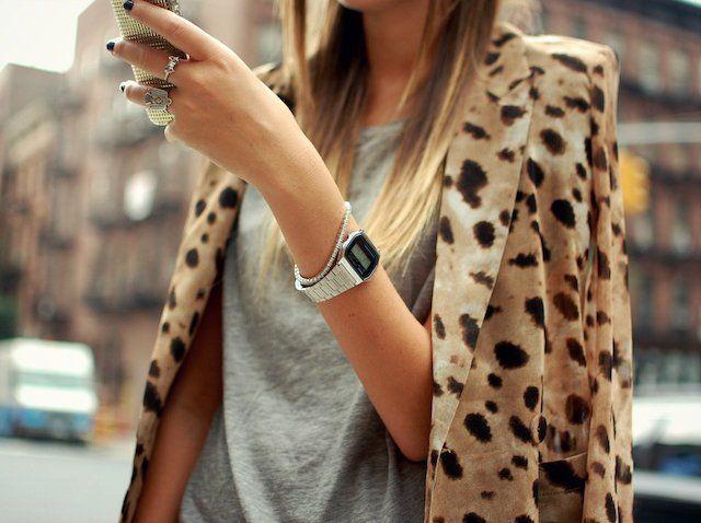 leopard blazer - Google Search