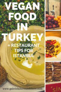 Vegan Food in Turkey + Restaurant Tips for Istanbul