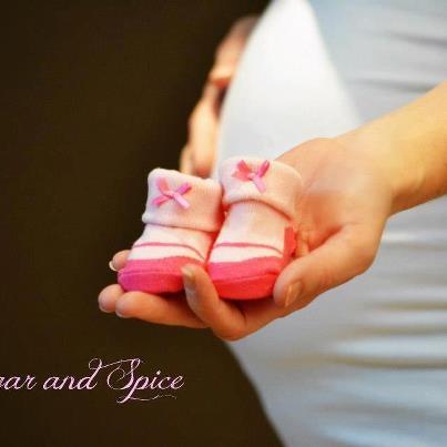 cute maternity pic!