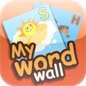 Ipad app - My Word Wall