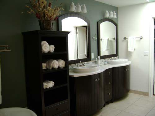 Badezimmermöbel rot ~ Besten badezimmermöbel bilder auf badezimmer