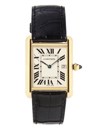 Yo sé que este reloj jamás lo voy a comprar por qué me lo van a regalar.