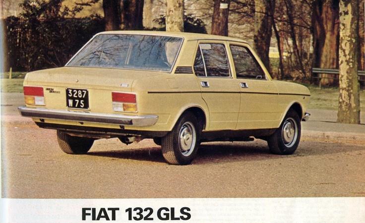 Fiat 132 GLS
