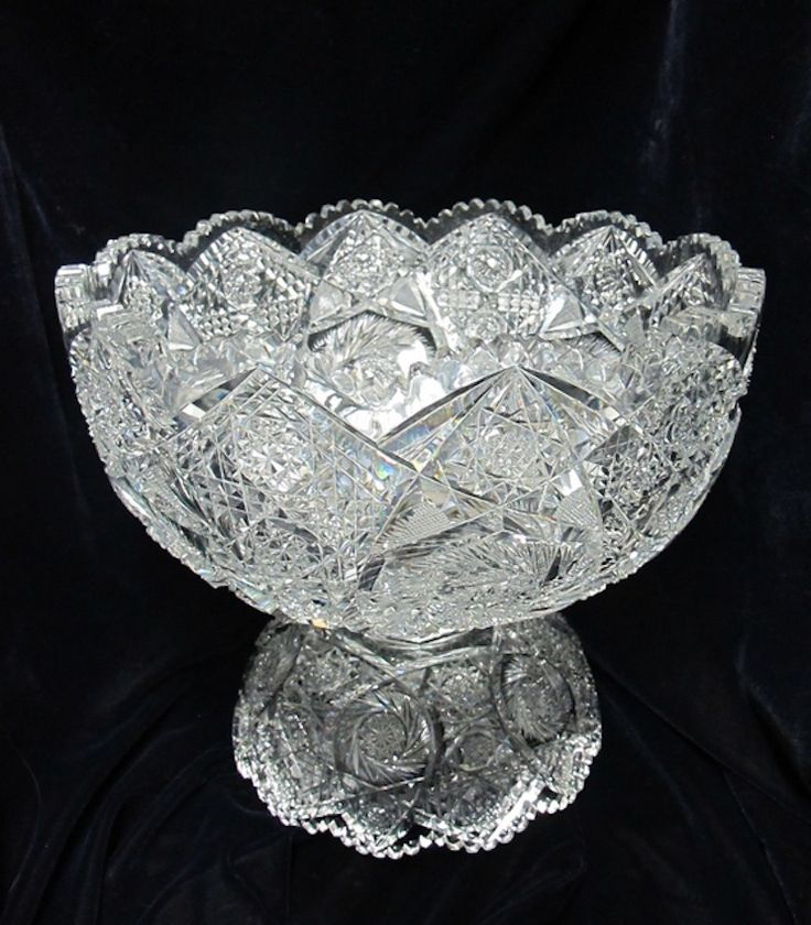 1000 Images About Cut Glass On Pinterest Antiques
