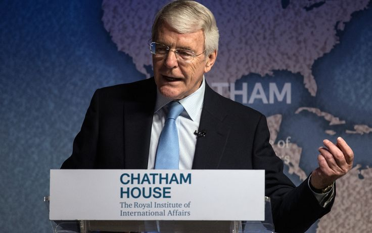 The Brexiteers' response to John Major shows their dangerous complacency  Leave's leaders are determined to pretend that there are no risks to their approach.