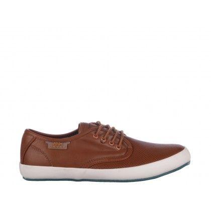 Pantofi casual Gryxx maro, din piele ecologica