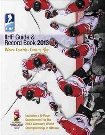 IIHF Guide & Record Book 2013