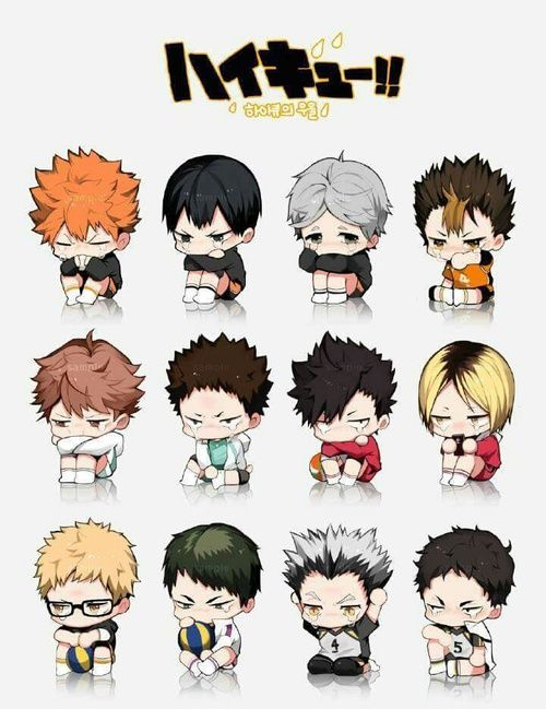 รูปภาพ haikyuu, karasuno, and nekoma