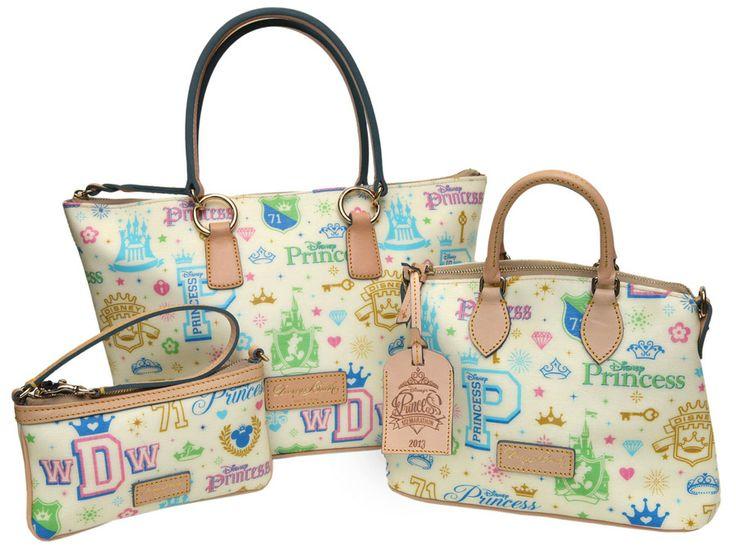 Dooney & Bourke Handbags Available for Fans Attending Disney's Princess Half Marathon in Florida