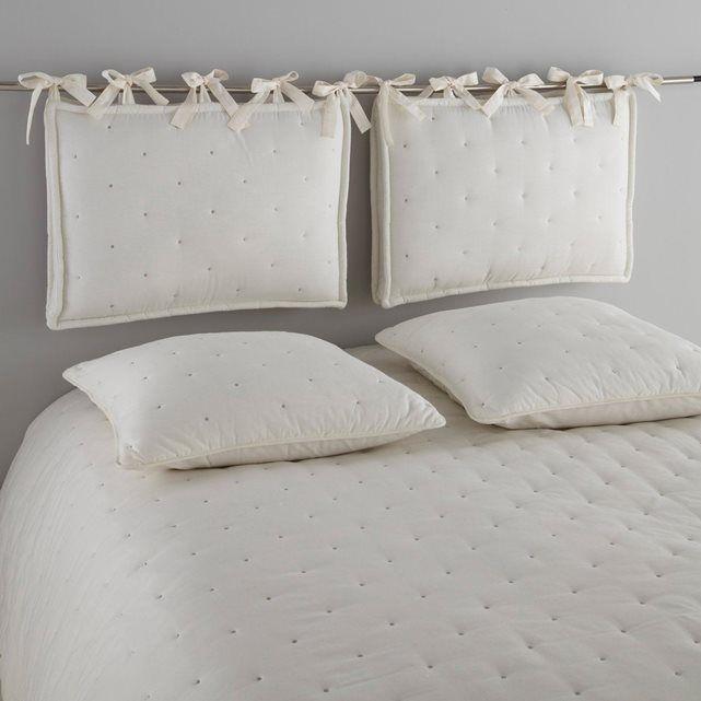 les 25 meilleures id es concernant tete de lit coussin sur. Black Bedroom Furniture Sets. Home Design Ideas