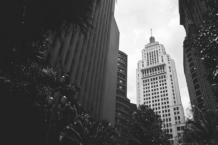 Banespa Building, Sao Paulo