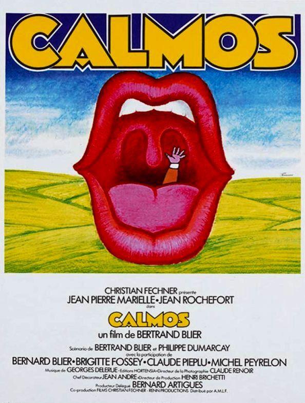 Calmos (1976) Stars: Jean-Pierre Marielle, Jean Rochefort, Bernard Blier, Brigitte Fossey ~ Director: Bertrand Blier