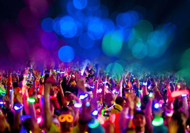 Neon Run Pretoria