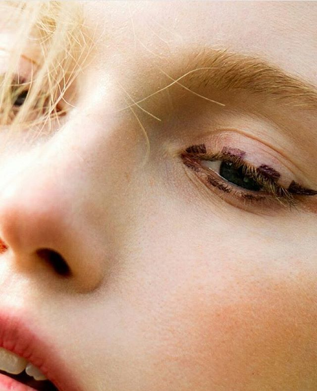Some make-up inspo for your! Photographer & Stylist: #MichiyoYanagihara…
