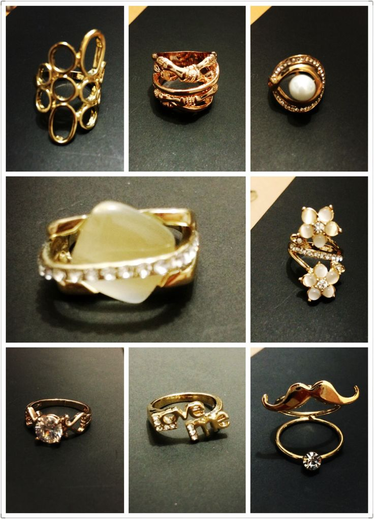 New collection of ring