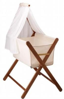 Coco wooden foldable Bassinet