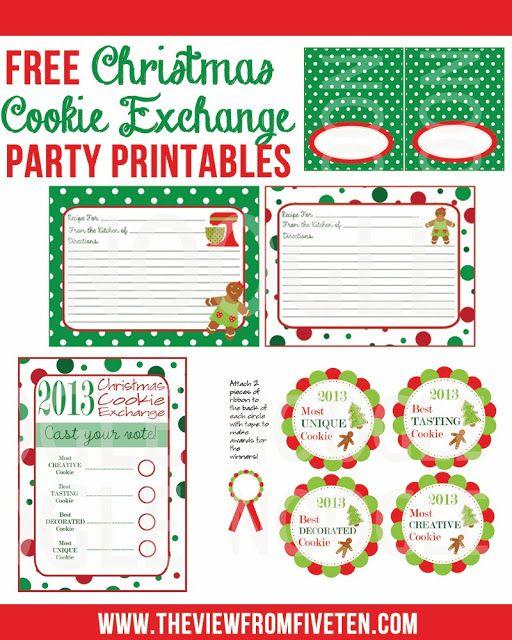 146 best Cookie Exchange images on Pinterest | Cookies, Christmas