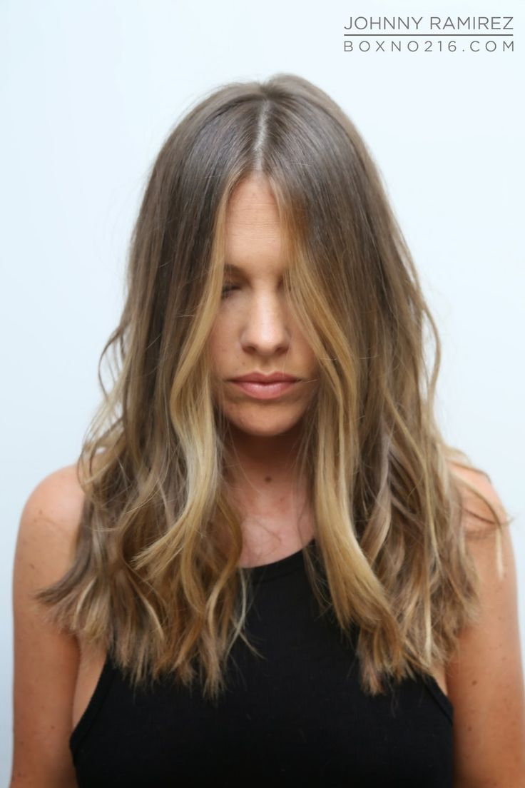 HIGHLIGHTS AT RAMIREZ|TRAN SALON. Hair Color by Johnny Ramirez