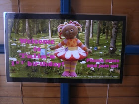 """HeavenLee Creations: """"In The Night Garden"""" party ideas"""
