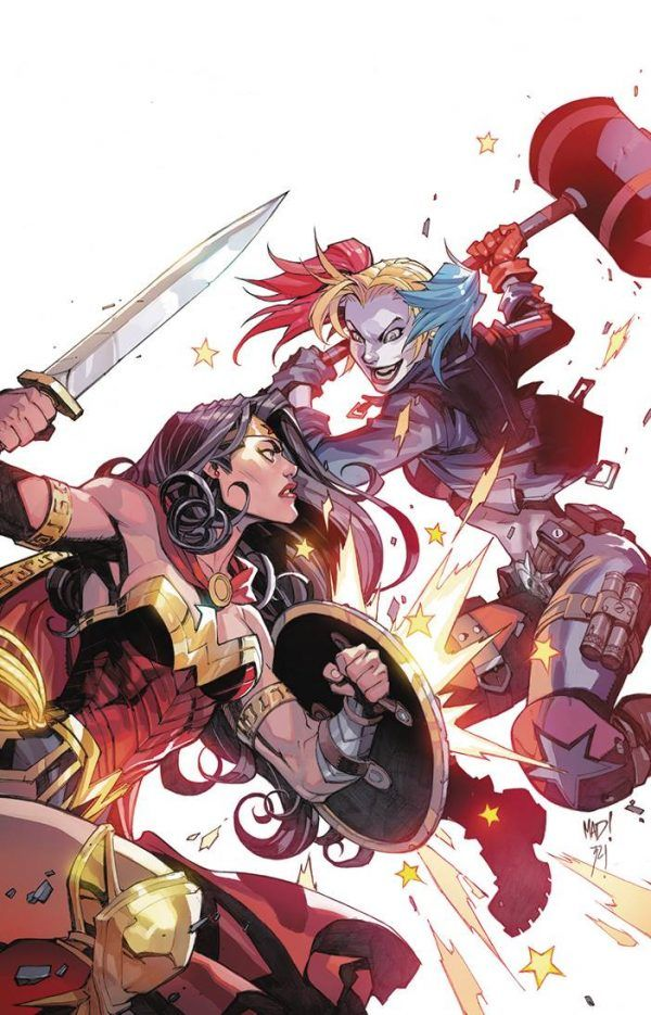 Justice League vs. Suicide Squad by Joe Mad