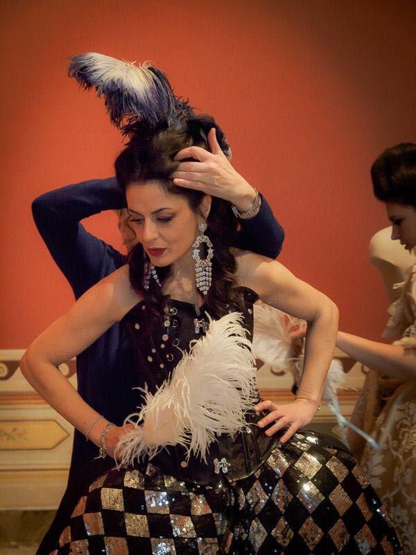 Costumi per lo spettacolo, abiti teatrali. www.catiamancini.it #dresses #myart
