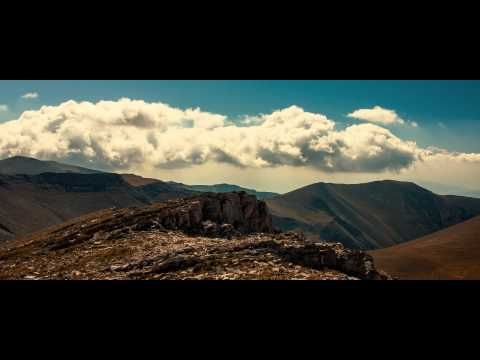 Mount Olympus Greece - Time Lapse (A century With Gods - Oλυμπος)