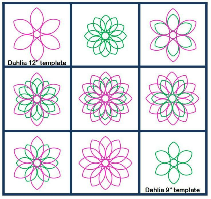 quilters rulers and templates - 113 best quilt motifs circles images on pinterest free