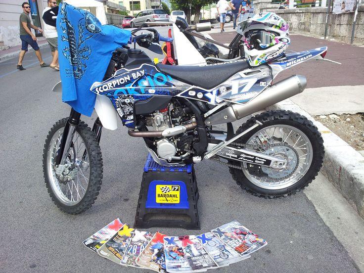 Concorso #Duke4Scorpion. Vuoi vincere una KTM Duke 125? Visita d4s.it #d4s #scorpionbay #ktm #duke