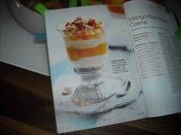 Mango-Mascarpone Dessert recept   Smulweb.nl