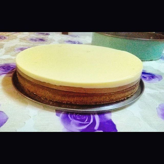 """""""Cheesecake ai tre coccolati #тортыназаказ #тортывбишкеке #шоколадныйторт #прага #торт #what #cakeproblems #cakedesign #bakerproblems #ilovemyjob #cakery #cupcakes #baker #nycevents #happybirthday #birthdaycake #customcake #christian #silly #tgif #friyay #fridayreal #party #parties #partying #sweet16 #event #events #eventplanning #eventplanner"""" by @elenagarrapa. #이벤트 #show #parties #entertainment #catering #travelling #traveler #tourism #travelingram #igtravel #europe #traveller #travelblog…"""