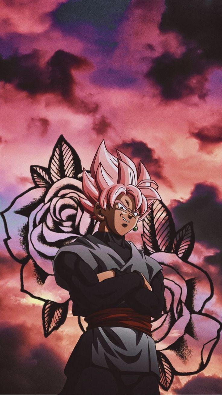 Goku Black SSG Rosey Dragon ball super goku, Dragon ball